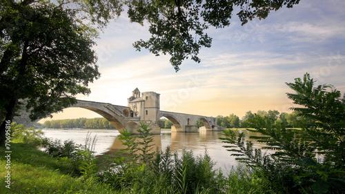 Plexiglas Brug France - Avignon