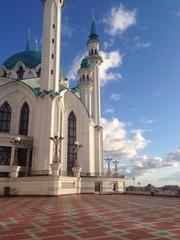 Kul sharif mosque in Kazan, Tatarstan