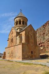 Армения, монастырь Нораванк, церковь Сурб Аствацацин