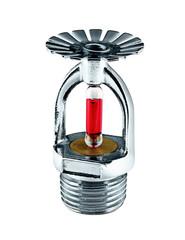 Fire sprinkler close-up