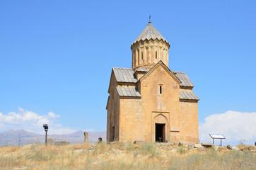 Церковь Сурб Аствацацин в селе Арени в Армении, 1321 год