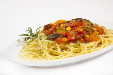 Gemüsespaghetti © Herby Meseritsch