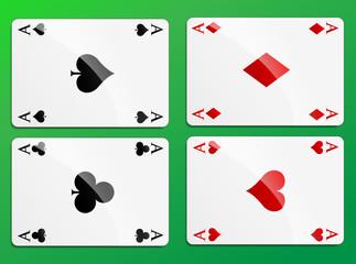 Vector four aces