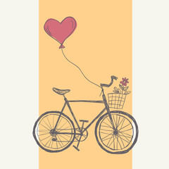 I Love My Bicycle
