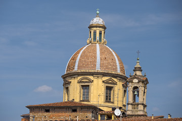 Florence church dome