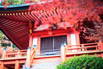Daigo-ji is a Shingon Buddhist temple in Fushimi-ku