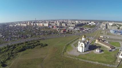 Church Magnitogorsk
