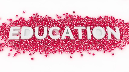 Education and balls