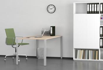 Schönes Büro