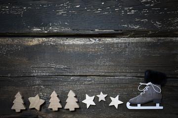 natürliche Weihnachten deko