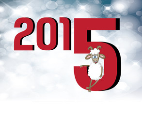 2015 Chinese New Year of the Goat