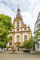 Dreifaltigkeitskirche - church in Speyer