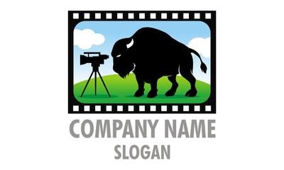 Bison Films Logo
