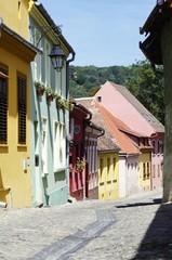 Medieval Town Sighisoara Romania