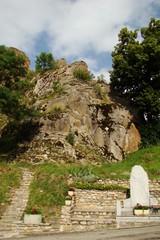 Tour du chateau de Quérigut,Ariège