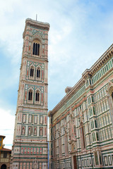 Bell Tower of the Basilica di Santa Maria del Fior,  Florence, I