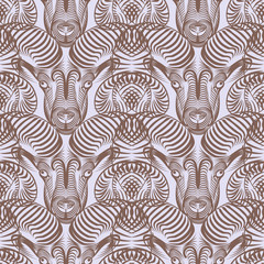 Repaint seamless pattern: Aries 2015
