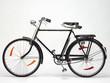 Leinwandbild Motiv Altes Fahrrad