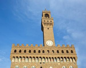 The Old Palace, Palazzo Vecchio or Palazzo della Signoria, Flore