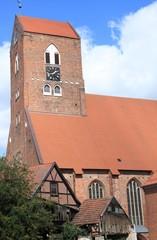 St. Georgenkirche in Parchim
