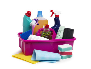 Cleaning Caddy