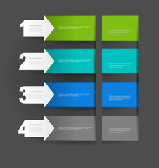 Infographics design template.workflow layout, web design