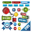 web banners,tags,stickers,speech bubbles, icons