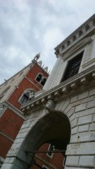 Löwe Venedig Fassade