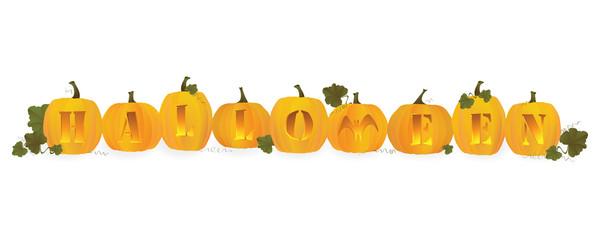 Halloween Heading