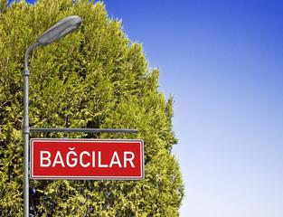 Tabela Bağcılar İstanbul