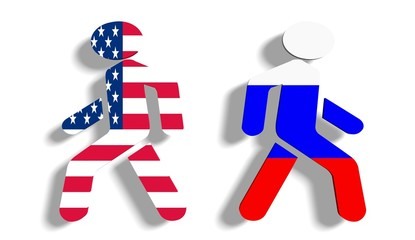 usa and russia politic problem
