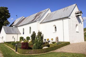 Kirche von Jelling - Dänemark