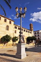 Plaza del Coso Viejo, Antequera, Andalucía, España