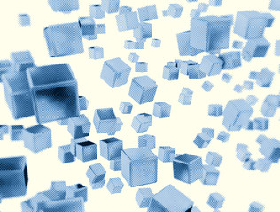 Abstract digital design