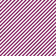 Dark Pink and White Striped Pattern Repeat Background