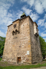 The tower of the Meschiite