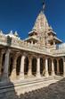 Jain temple in Ranakpur. Rajasthan, India