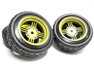 Roues rc
