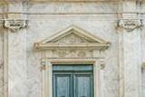 Frontone decorazione, fregio, scultura, Pisa