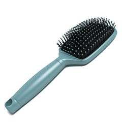 3d illustration of a hair brush