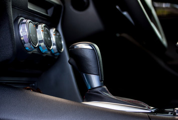 car automatic gear shift