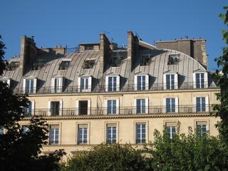 Immobilier - Immeuble bourgeois de paris