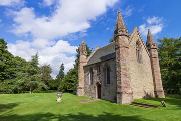 Moot Hill Chapel