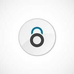 lock icon 2 colored .