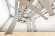 canvas print picture - Moderne Architektur