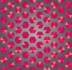 abstract seamless diamond