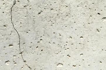 betonowa ściana