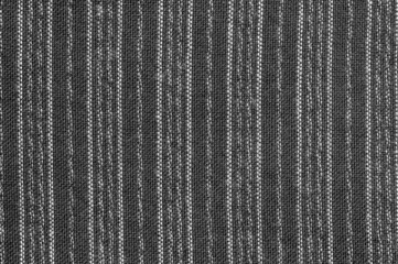 Black and white, Rough Fabric Texture, Pattern, Background