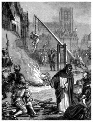 Saint Barthelemy Massacre - 16th century