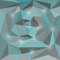 Abstract  vector triangular geometric background
